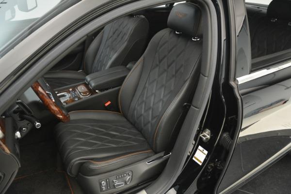 Used 2014 Bentley Flying Spur W12 for sale Sold at Alfa Romeo of Westport in Westport CT 06880 19