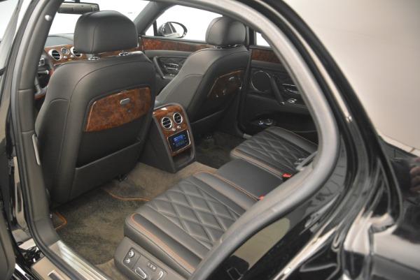 Used 2014 Bentley Flying Spur W12 for sale Sold at Alfa Romeo of Westport in Westport CT 06880 24