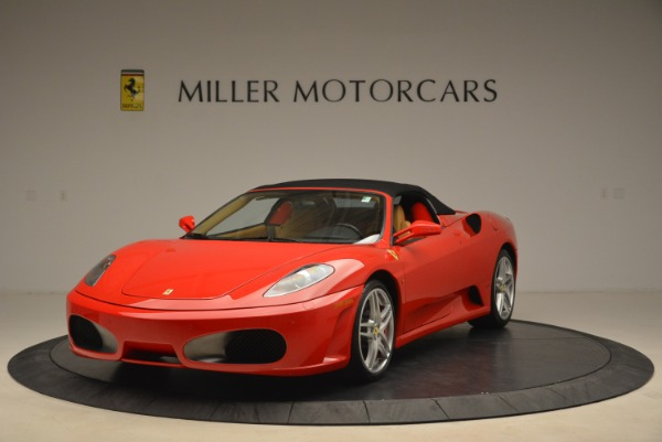 Used 2008 Ferrari F430 Spider for sale Sold at Alfa Romeo of Westport in Westport CT 06880 13