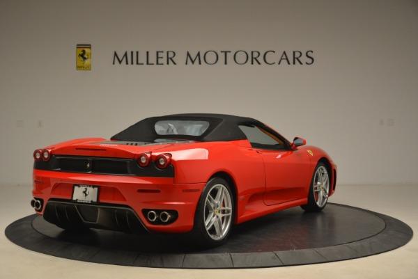 Used 2008 Ferrari F430 Spider for sale Sold at Alfa Romeo of Westport in Westport CT 06880 19