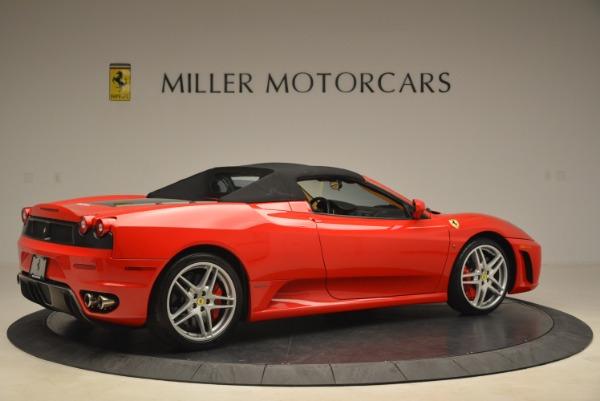 Used 2008 Ferrari F430 Spider for sale Sold at Alfa Romeo of Westport in Westport CT 06880 20