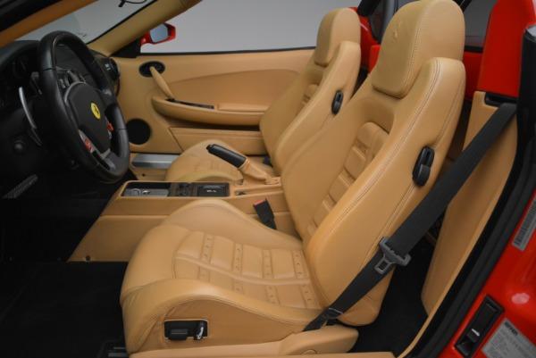 Used 2008 Ferrari F430 Spider for sale Sold at Alfa Romeo of Westport in Westport CT 06880 26