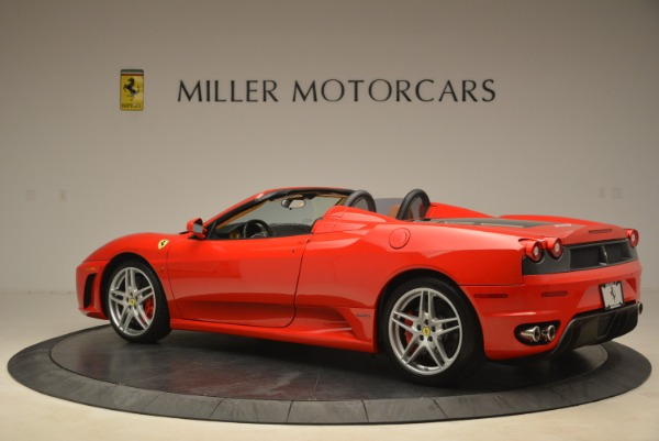 Used 2008 Ferrari F430 Spider for sale Sold at Alfa Romeo of Westport in Westport CT 06880 4