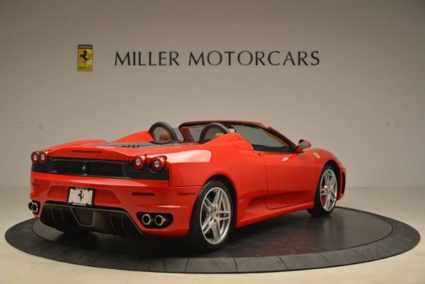 Used 2008 Ferrari F430 Spider for sale Sold at Alfa Romeo of Westport in Westport CT 06880 7
