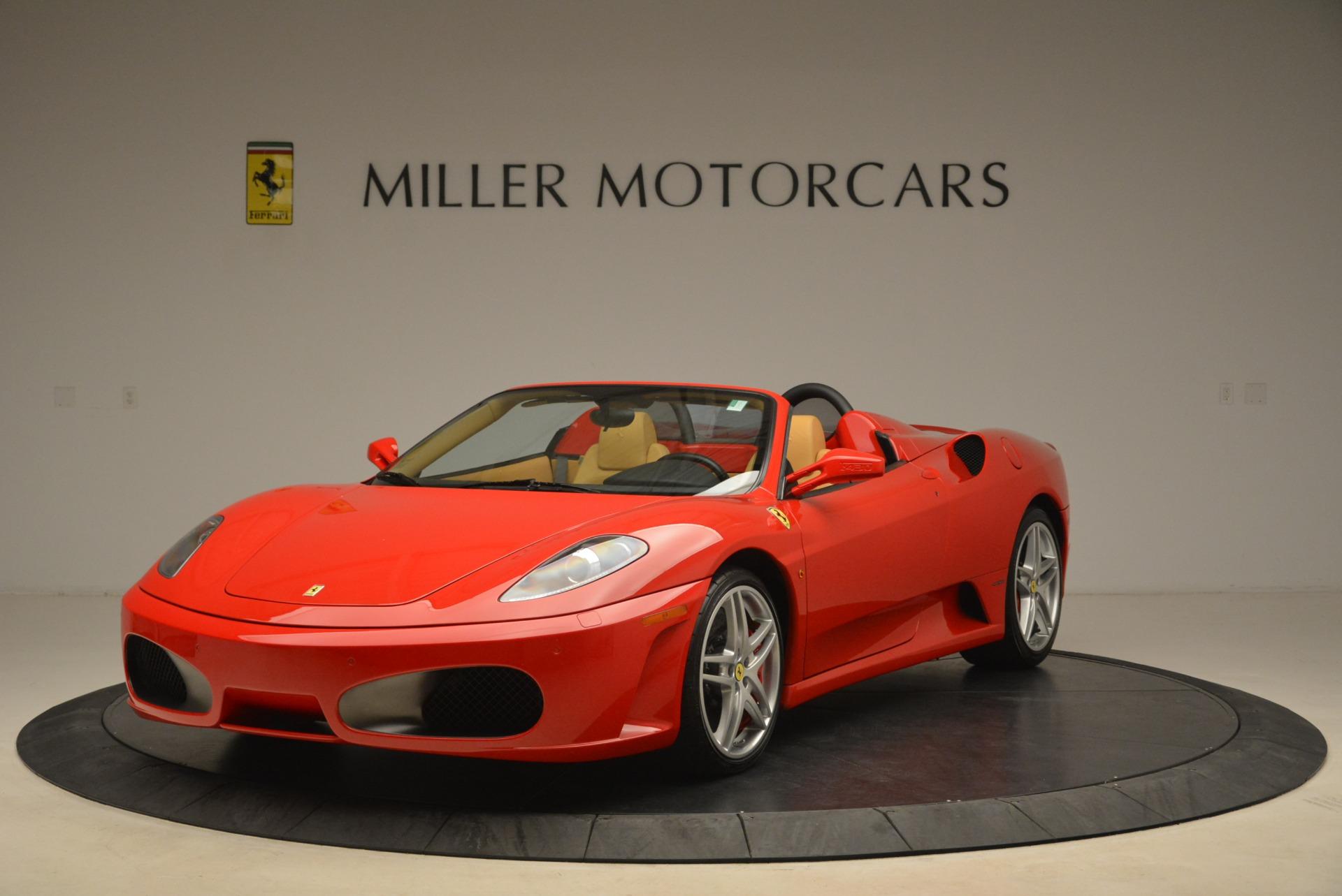 Used 2008 Ferrari F430 Spider for sale Sold at Alfa Romeo of Westport in Westport CT 06880 1