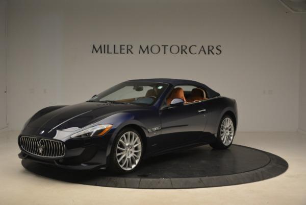 Used 2014 Maserati GranTurismo Sport for sale Sold at Alfa Romeo of Westport in Westport CT 06880 19