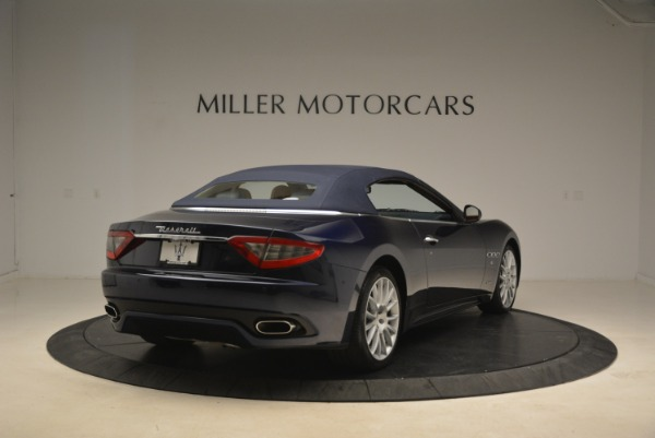 Used 2014 Maserati GranTurismo Sport for sale Sold at Alfa Romeo of Westport in Westport CT 06880 21