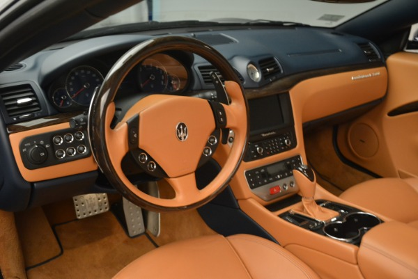 Used 2014 Maserati GranTurismo Sport for sale Sold at Alfa Romeo of Westport in Westport CT 06880 23