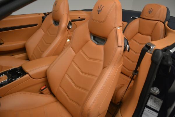 Used 2014 Maserati GranTurismo Sport for sale Sold at Alfa Romeo of Westport in Westport CT 06880 25