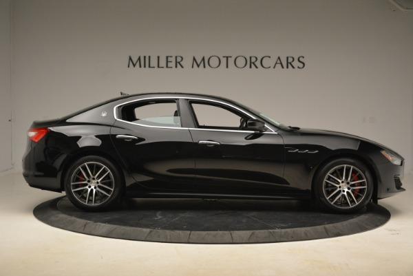 New 2018 Maserati Ghibli S Q4 for sale Sold at Alfa Romeo of Westport in Westport CT 06880 10