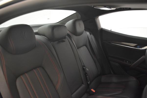 New 2018 Maserati Ghibli S Q4 for sale Sold at Alfa Romeo of Westport in Westport CT 06880 28