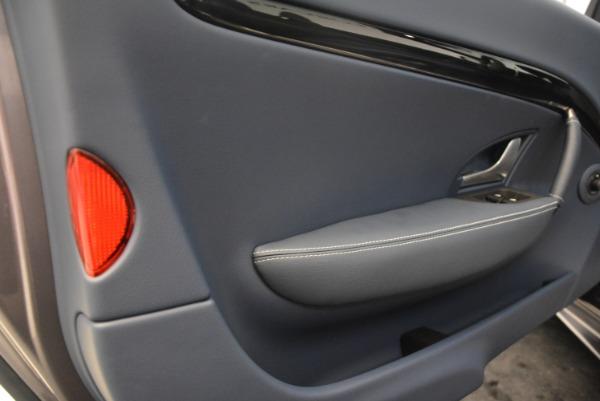 New 2018 Maserati GranTurismo Sport Convertible for sale Sold at Alfa Romeo of Westport in Westport CT 06880 18