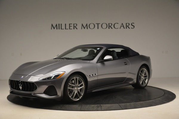 New 2018 Maserati GranTurismo Sport Convertible for sale Sold at Alfa Romeo of Westport in Westport CT 06880 4