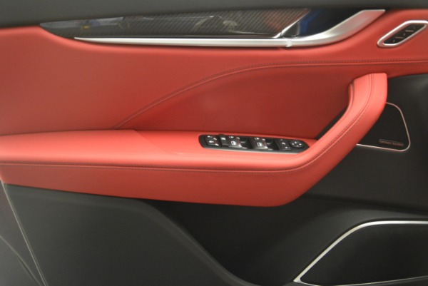 New 2018 Maserati Levante S Q4 GranSport for sale Sold at Alfa Romeo of Westport in Westport CT 06880 18