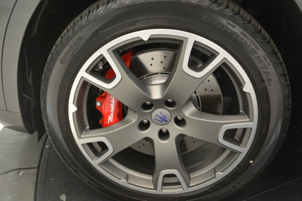 New 2018 Maserati Levante S Q4 GranSport for sale Sold at Alfa Romeo of Westport in Westport CT 06880 26