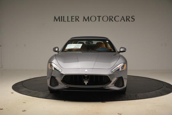 New 2018 Maserati GranTurismo Sport Convertible for sale Sold at Alfa Romeo of Westport in Westport CT 06880 11