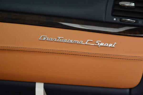 New 2018 Maserati GranTurismo Sport Convertible for sale Sold at Alfa Romeo of Westport in Westport CT 06880 20
