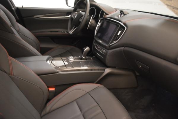 New 2018 Maserati Ghibli SQ4 GranSport Nerissimo for sale Sold at Alfa Romeo of Westport in Westport CT 06880 16