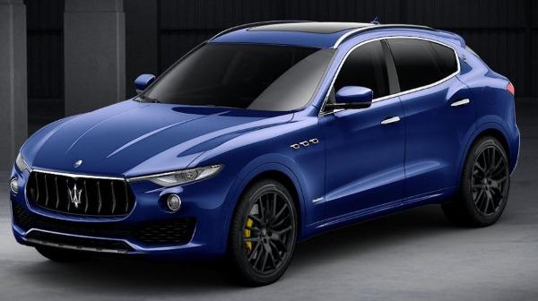 New 2018 Maserati Levante S Q4 GranSport for sale Sold at Alfa Romeo of Westport in Westport CT 06880 1
