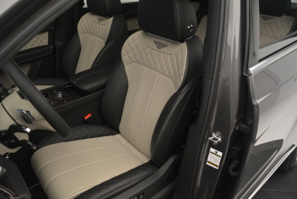 Used 2018 Bentley Bentayga Activity Edition for sale $154,900 at Alfa Romeo of Westport in Westport CT 06880 18