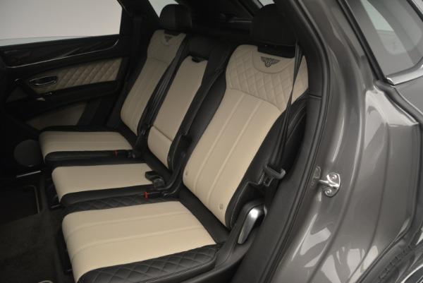 Used 2018 Bentley Bentayga Activity Edition for sale $154,900 at Alfa Romeo of Westport in Westport CT 06880 22