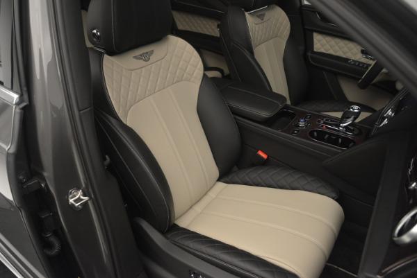 Used 2018 Bentley Bentayga Activity Edition for sale $154,900 at Alfa Romeo of Westport in Westport CT 06880 24
