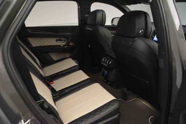 Used 2018 Bentley Bentayga Activity Edition for sale $154,900 at Alfa Romeo of Westport in Westport CT 06880 27