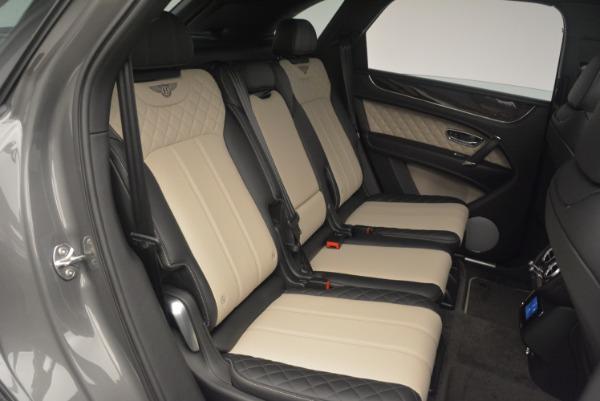 Used 2018 Bentley Bentayga Activity Edition for sale $154,900 at Alfa Romeo of Westport in Westport CT 06880 28