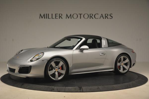 Used 2017 Porsche 911 Targa 4S for sale Sold at Alfa Romeo of Westport in Westport CT 06880 14