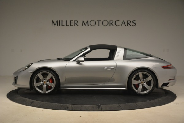Used 2017 Porsche 911 Targa 4S for sale Sold at Alfa Romeo of Westport in Westport CT 06880 15