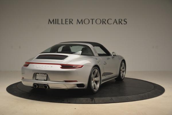 Used 2017 Porsche 911 Targa 4S for sale Sold at Alfa Romeo of Westport in Westport CT 06880 19