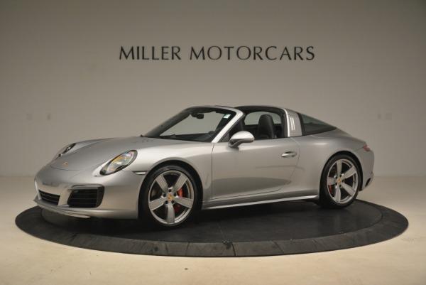 Used 2017 Porsche 911 Targa 4S for sale Sold at Alfa Romeo of Westport in Westport CT 06880 2