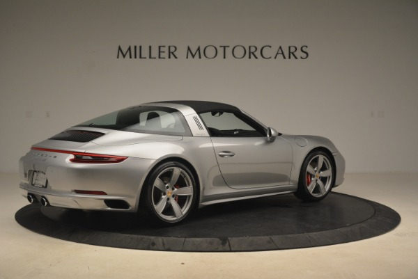 Used 2017 Porsche 911 Targa 4S for sale Sold at Alfa Romeo of Westport in Westport CT 06880 20