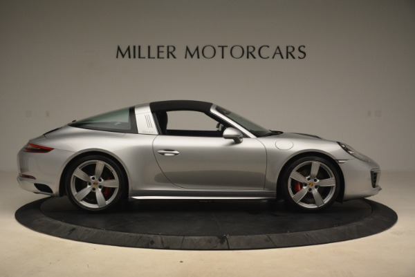 Used 2017 Porsche 911 Targa 4S for sale Sold at Alfa Romeo of Westport in Westport CT 06880 21