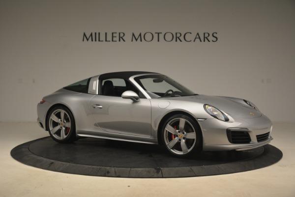 Used 2017 Porsche 911 Targa 4S for sale Sold at Alfa Romeo of Westport in Westport CT 06880 22