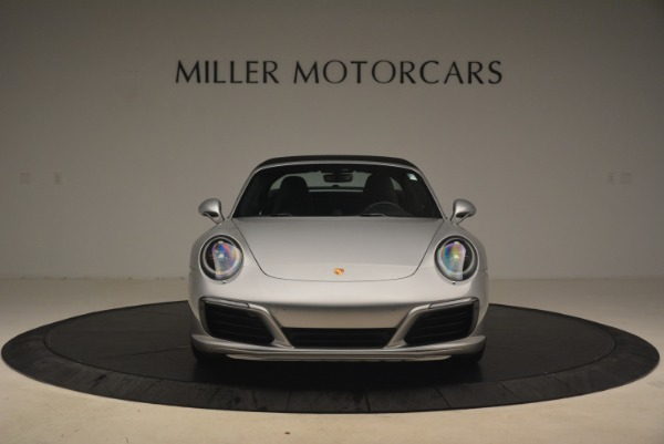 Used 2017 Porsche 911 Targa 4S for sale Sold at Alfa Romeo of Westport in Westport CT 06880 24