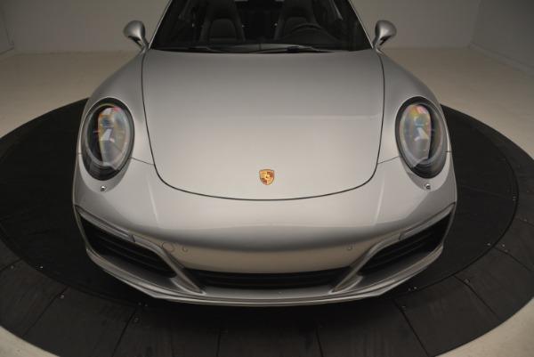 Used 2017 Porsche 911 Targa 4S for sale Sold at Alfa Romeo of Westport in Westport CT 06880 25