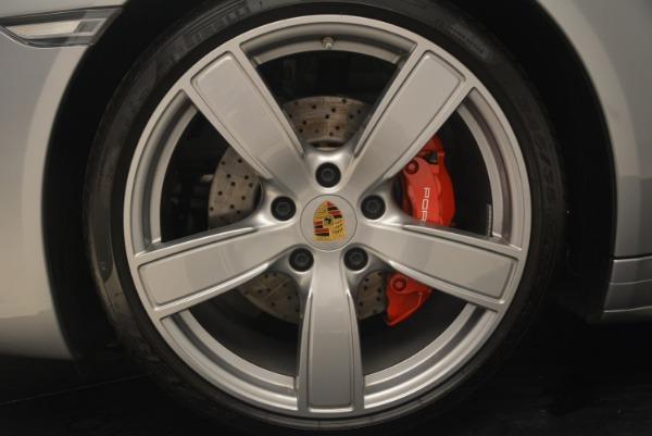 Used 2017 Porsche 911 Targa 4S for sale Sold at Alfa Romeo of Westport in Westport CT 06880 26