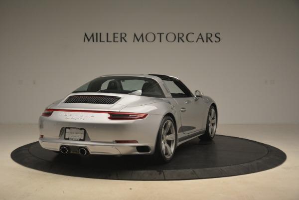 Used 2017 Porsche 911 Targa 4S for sale Sold at Alfa Romeo of Westport in Westport CT 06880 7