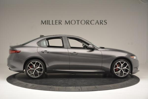 New 2018 Alfa Romeo Giulia Ti Sport Q4 for sale Sold at Alfa Romeo of Westport in Westport CT 06880 9