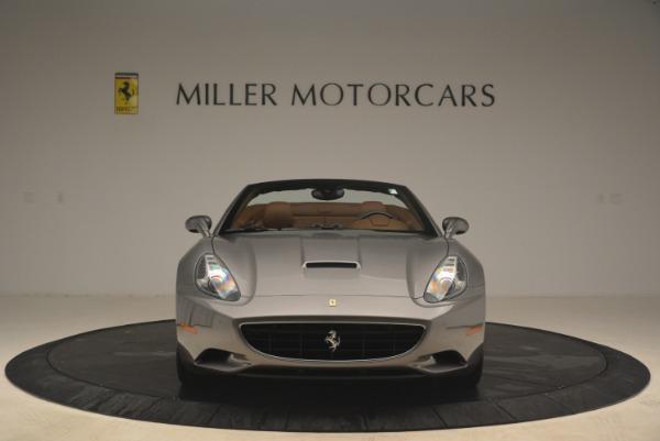 Used 2012 Ferrari California for sale Sold at Alfa Romeo of Westport in Westport CT 06880 12