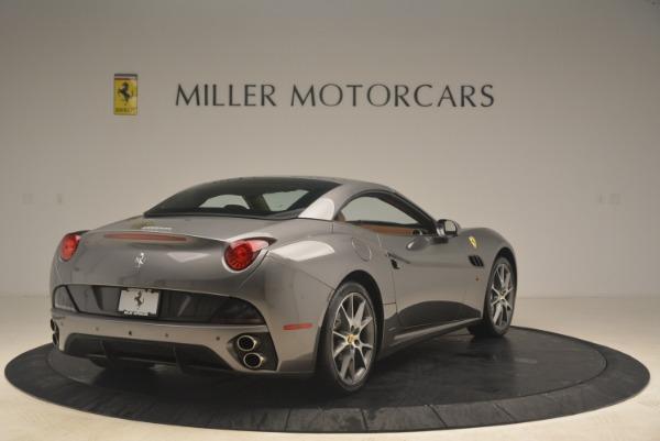Used 2012 Ferrari California for sale Sold at Alfa Romeo of Westport in Westport CT 06880 19