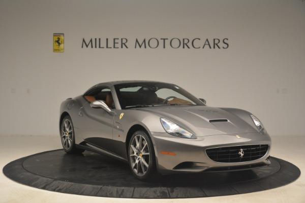 Used 2012 Ferrari California for sale Sold at Alfa Romeo of Westport in Westport CT 06880 23