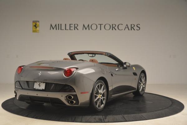 Used 2012 Ferrari California for sale Sold at Alfa Romeo of Westport in Westport CT 06880 7