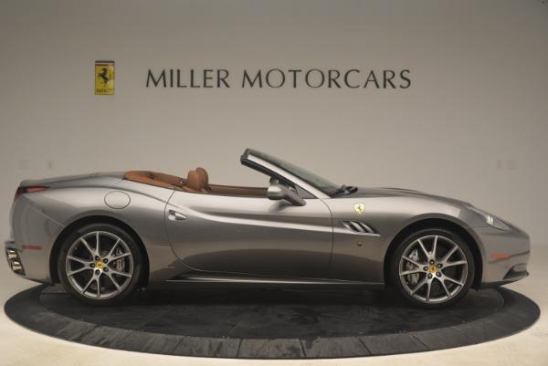 Used 2012 Ferrari California for sale Sold at Alfa Romeo of Westport in Westport CT 06880 9