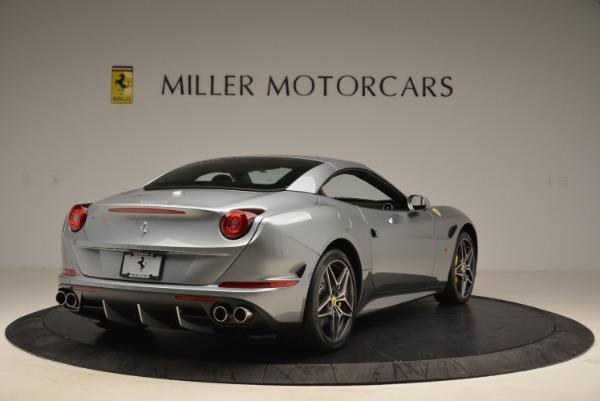 Used 2018 Ferrari California T for sale Sold at Alfa Romeo of Westport in Westport CT 06880 19