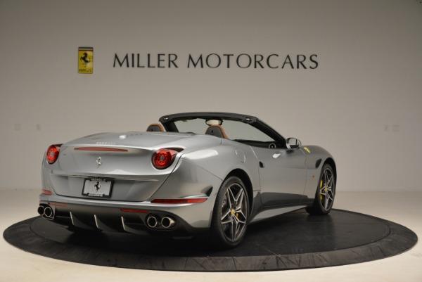 Used 2018 Ferrari California T for sale Sold at Alfa Romeo of Westport in Westport CT 06880 7