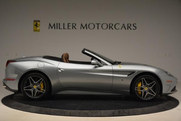 Used 2018 Ferrari California T for sale Sold at Alfa Romeo of Westport in Westport CT 06880 9