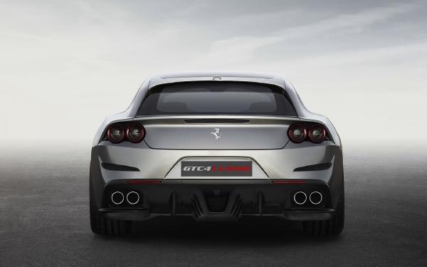 New 2020 Ferrari GTC4LUSSO for sale Call for price at Alfa Romeo of Westport in Westport CT 06880 3