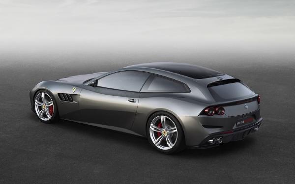 New 2020 Ferrari GTC4LUSSO for sale Call for price at Alfa Romeo of Westport in Westport CT 06880 4